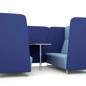 Citrus Seating Hugo Seating Booth Office Furniture