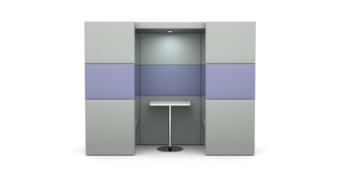 Citrus Seating Shelton Office Booth Modular Furniture